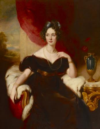 Lady Emily (Amelia) Mary Lamb, Countess Cowper, later Viscountess Palmerston (1787-1869)