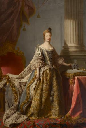 Queen Charlotte (of Mecklenburg-Strelitz) (1744-1818)