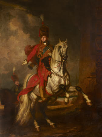 HRH the Prince Regent, later King George IV (1762-1830)