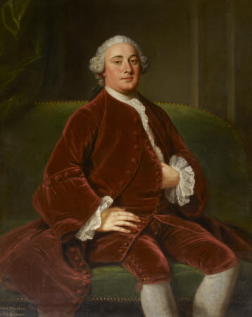 Charles Wyndham, 2nd Earl of Egremont (1710-1763)