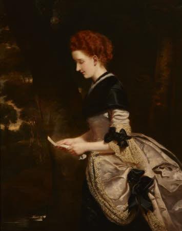 Charlotte Marion Baird, Countess of Enniskillen (1851/2- 1937)