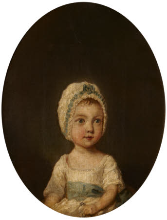 Lady Charlotte Paget, later Countess of Enniskillen (1781 - 1817), aged 9 months