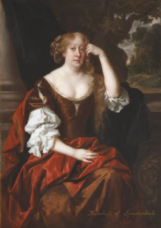 Elizabeth Murray, Countess of Dysart and Duchess of Lauderdale (1626-1698)