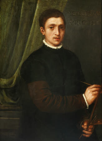 An Unknown Young Painter aged 18
