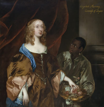 Elizabeth Murray, Lady Tollemache, later Countess of Dysart and Duchess of Lauderdale (1626-1698) ...