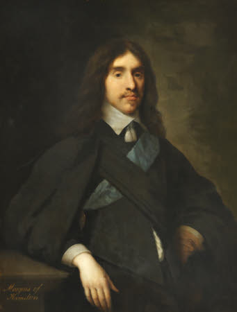 William Hamilton, 2nd Duke of Hamilton MP, PC, KG (1616-1651)