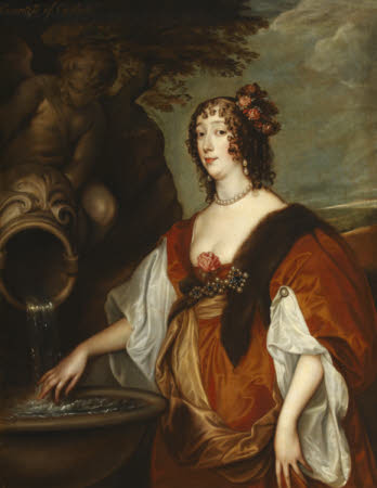 Lady Lucy Percy, Countess of Carlisle (1599 - 1660)