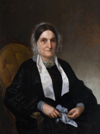 Martha Hillman, Mrs Alvah Miller