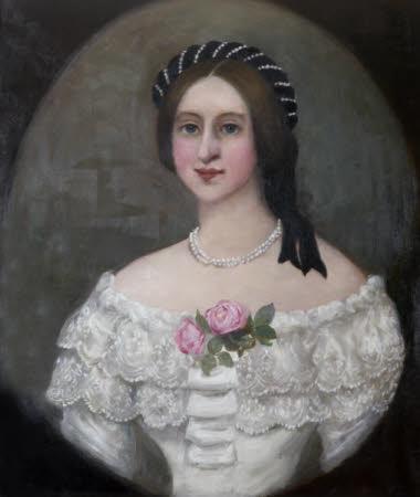 Mary Ann West, Mrs Frederick Boehmer (b. 1835)