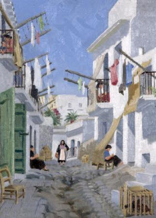 Fishermen's Quarter, Ibiza