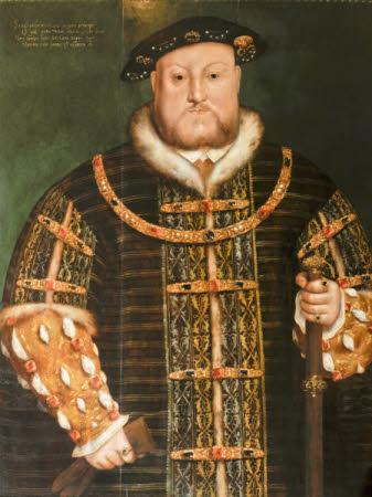 King Henry VIII (1491 - 1547) (after an original of c.1542)