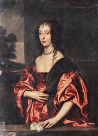 Anne Villiers, Lady Dalkeith, later Countess of Morton (d. 1654)