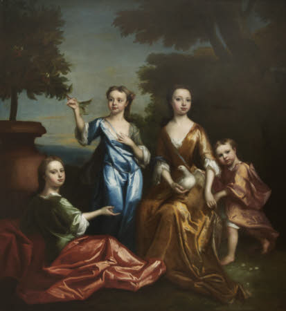 The Lee Children (either of Sir William or of Sir Thomas Lee)