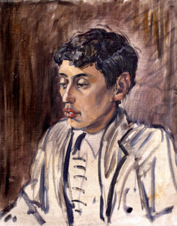 Sketch of an Unknown Young Man