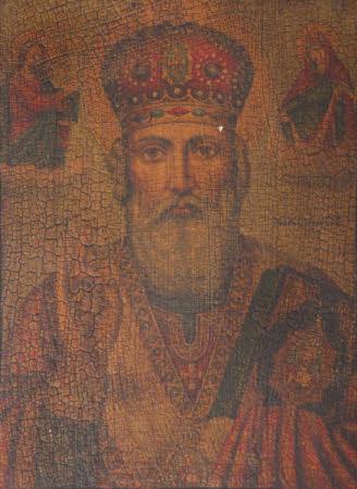 Icon of Saint Nicholas as Bishop of Myra