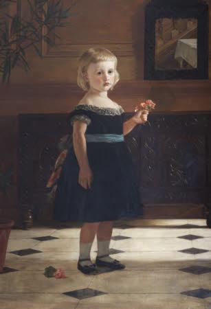 Charlotte Mildred Langton, Mrs Leonard Darwin (1868 -1941)