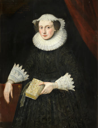 Called Mary Clopton, Lady Cordell (d.1584) but really Sarah Bankworth, Lady Cordell (d. 1646)