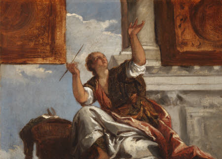 Personification of Industry (after Veronese)