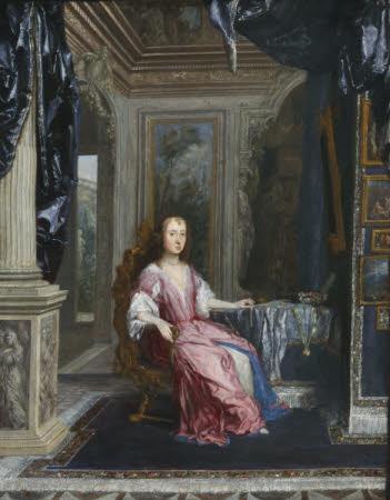Possibly Princess Mary of Orange, Princess Royal (1631-1660)