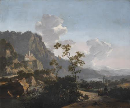 Southern Mountain Landscape