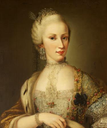 Maria Luisa of Bourbon-Parma (1745-1792), Grand Duchess of Tuscany, later Empress of Austria