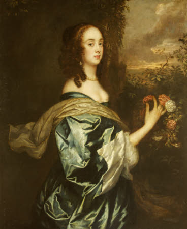 Called Lady Frances Cranfield, Countess of Dorset (d.1687)