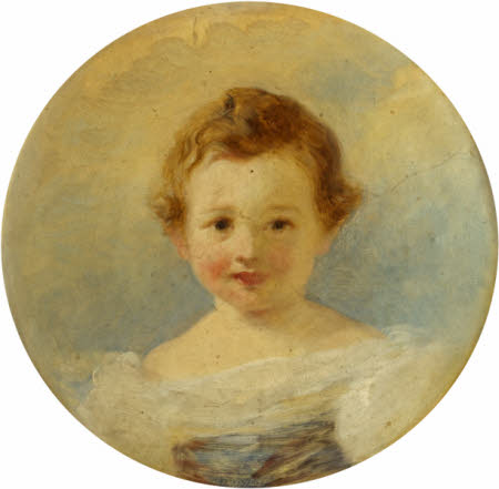 Antony Gibbs (1841 - 1907), aged 3