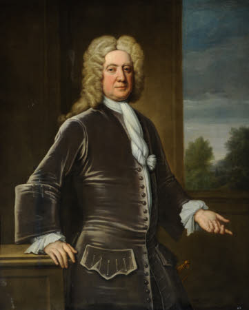William Widdrington, 4th Baron Widdrington of Blankney (1678-1743)