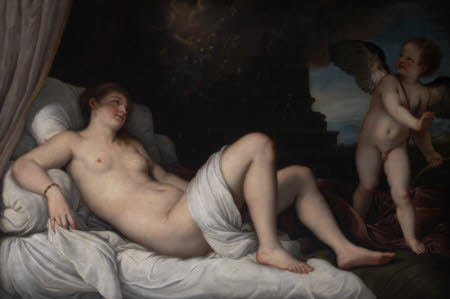 Danaë (after Titian)