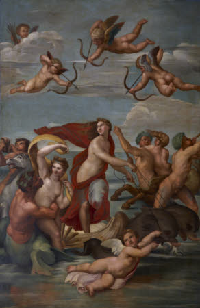 The Triumph of Galatea (after Raphael)