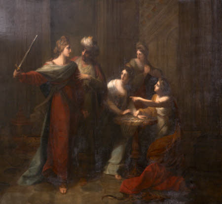 Ulysses discovering Achilles