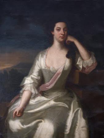 Catherine Poulett, Lady Parker (1706-1758)
