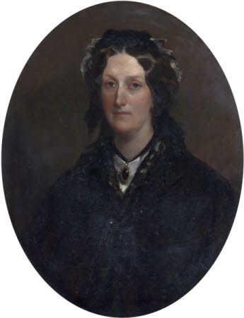 Harriet Sophia Parker, Countess of Morley (1809 - 1925)