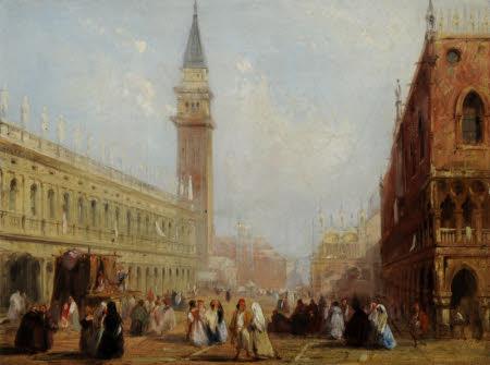 The Piazzetta, Venice