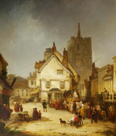 The Market Place, St Albans