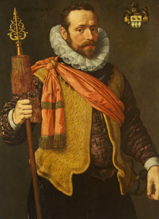 An Official of a Civic Guard, aged 40