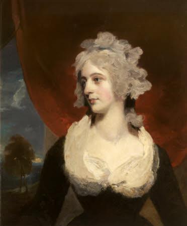 Charlotte Dee, Mrs Charles Edmund Nugent (1756-1813), as Mrs Johnstone