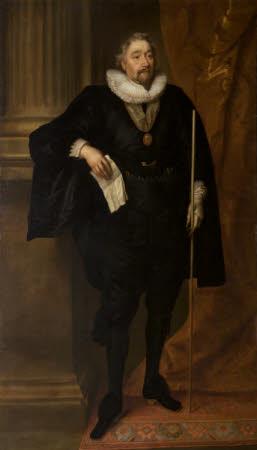 Sir Richard Weston, 1st Earl of Portland, KG (1577-1634/5)
