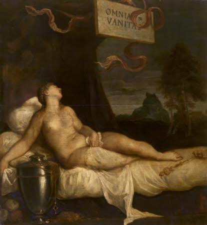 Omnia Vanitas (All is Vanity)