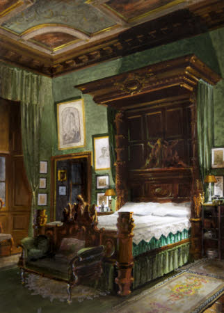 The State Bedroom at Kingston Lacy
