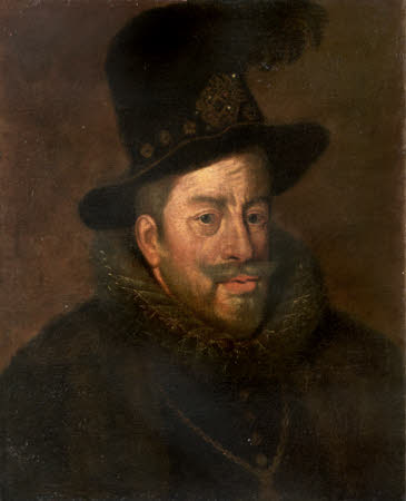 The Holy Roman Emperor, Matthias II (1557 - 1619)