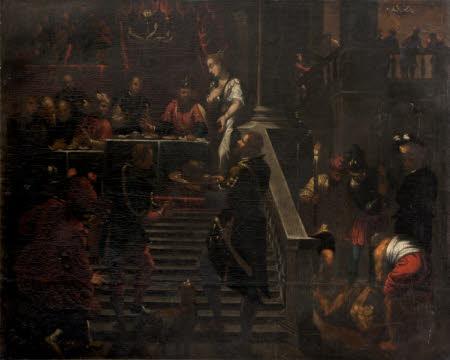 The Feast of Herod