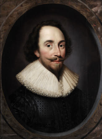 Called Spencer Compton, 2nd Earl of Northampton (1601-1643) but probably Richard Sackville, 3rd ...