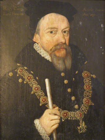 Known as William Cecil, Lord Burghley (1520-1598) but possibly Henry Carey, Lord Hunsdon ...