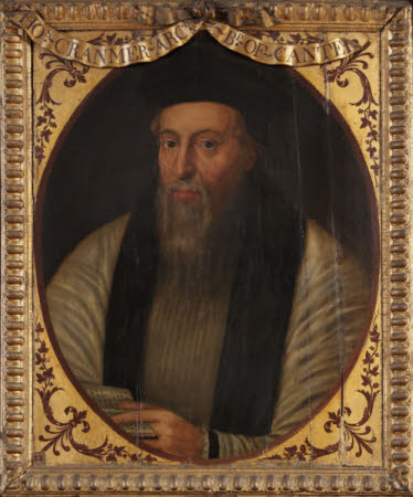 Thomas Cranmer (1489-1556), Archbishop of Canterbury