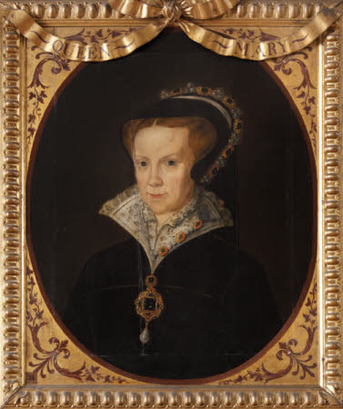 Queen Mary I (Mary Tudor) (1516–1558) (after Hans Eworth)