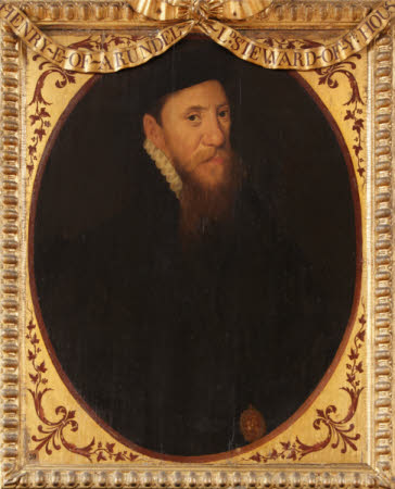 Henry Fitzalan, 12th Earl of Arundel (1511?-1580) (after Steven van der Meulen)