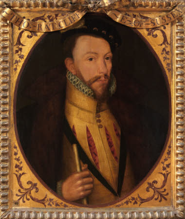 Thomas Radcliffe, 3rd Earl of Sussex (1526 – 1583)