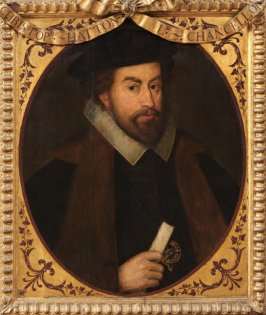 Sir Christopher Hatton KG (1540-1592)