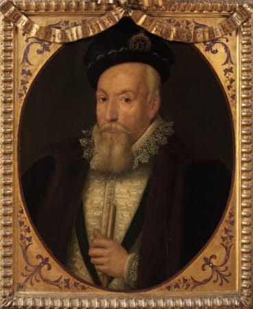 Robert Dudley, Earl of Leicester KG (1533 – 1588) (after Sir William Segar)